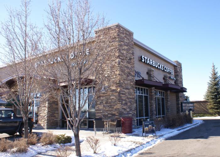 Fox Creek Starbucks